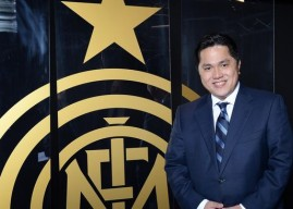 Resmi, Suning Group Miliki Saham Mayoritas Inter Milan